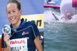 شناگر زنی که رقیب خود را در المپیک غرق کرد