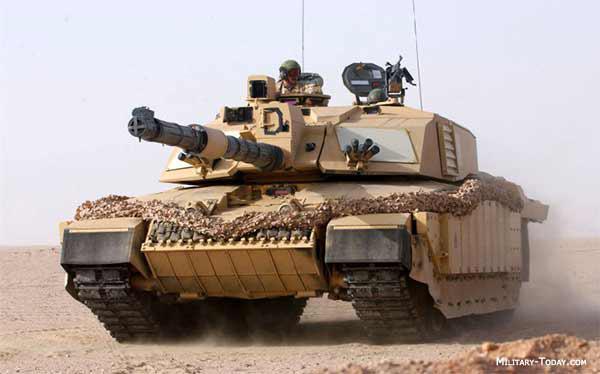 تانک های مرگبار دنیا