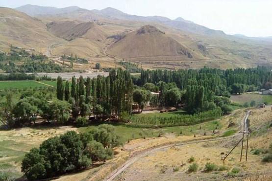 روستای ایستا طالقان