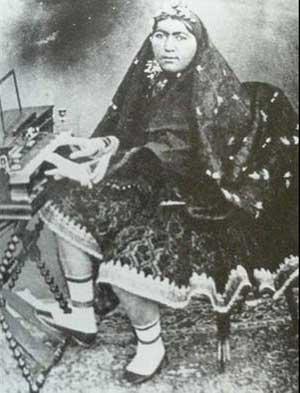 سوگلیهای ناصرالدین شاه