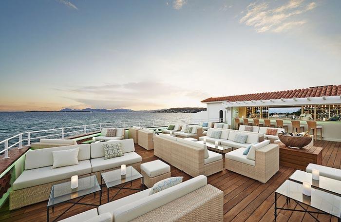 هتل du Cap Eden Roc، آنتیب