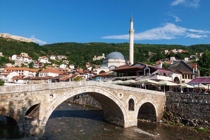 جاهای دیدنی صربستان پریزرن-prizren