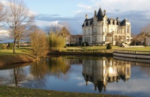 هتل Chateau Grand Barrail