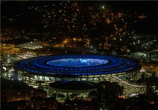آغاز مراسم افتتاحیه المپیک ۲۰۱۶ ریو