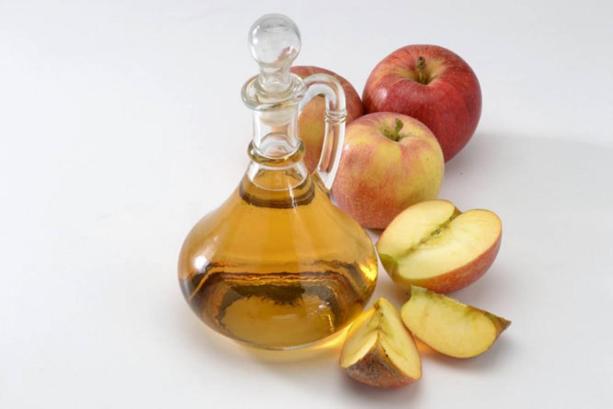 سرکه سیب برای پوست و مو Apple vinegar