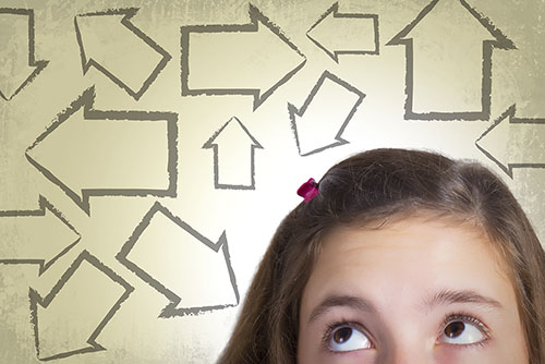 Decision making Suffers in adolescents