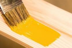 چگونه چوب را رنگ کنیم؟