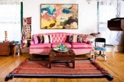 چگونه مبلمان و لوازم چوبی خانه را رنگ کنیم؟