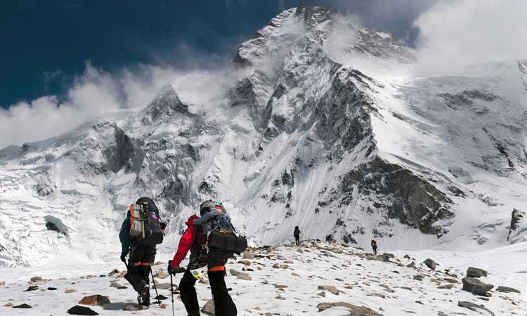 خطرناکترین و بلندترین قله های جهان K2