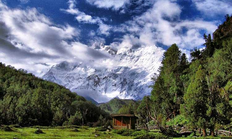 خطرناکترین و بلندترین قله های جهان Nanga-Parbat نانگا پربات