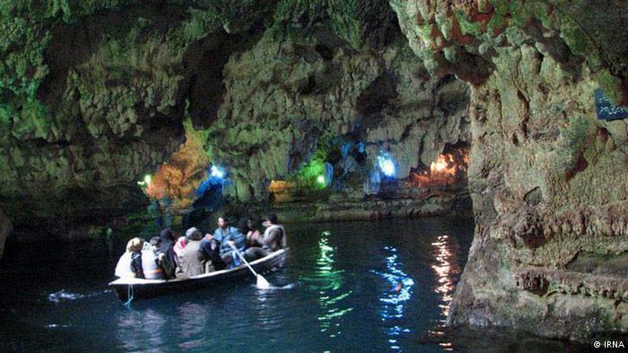زیباترین غارهای ایران+عکس