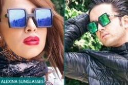 مدل عینک آفتابی جدید + خرید اینترنتی