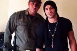 اولین عکس امیر تتلو بعد از بازداشت!