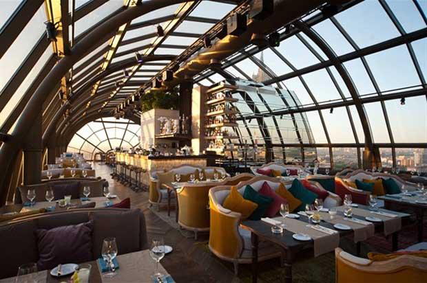 رستوران « سرزمین عجایب»