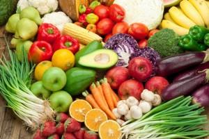 سبزیجات و میوه fruits-fitness