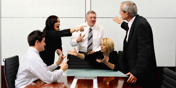 team conflict resolution