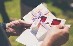 طرحهای خلاقانه برای کارت دعوت عروسی