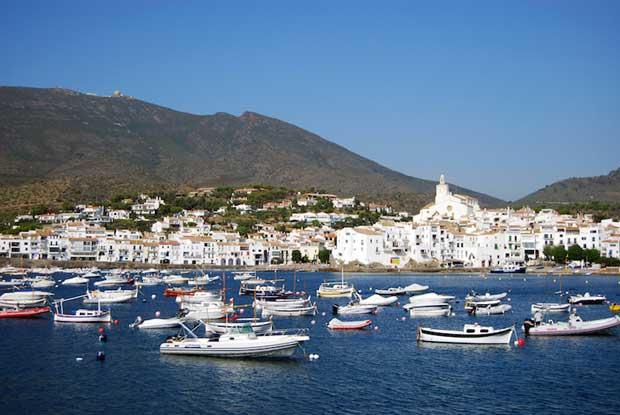 زیباترین شهرهای اسپانیا کاداکس-cadaques