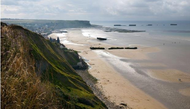 تور یک روزه پاریس2-normandy-beaches