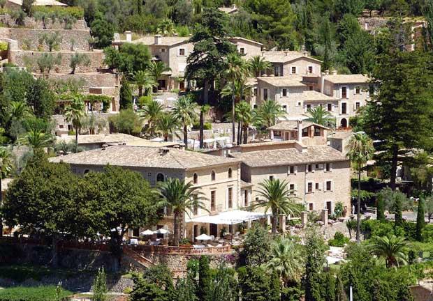 زیباترین شهرهای اسپانیا deia