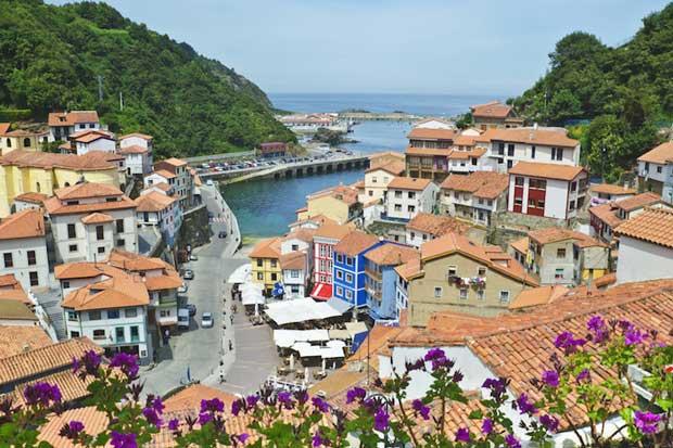 زیباترین شهرهای اسپانیا کودییرو-cudillero