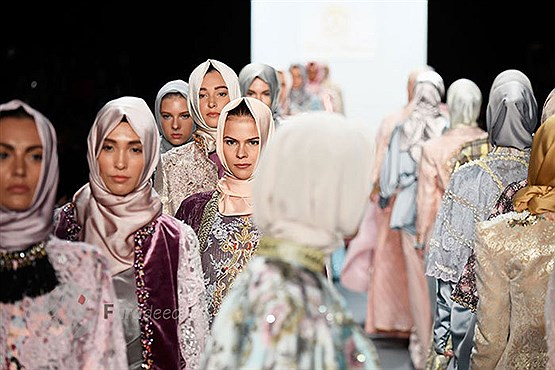 هفته مد نیویورک لباس با حجاب