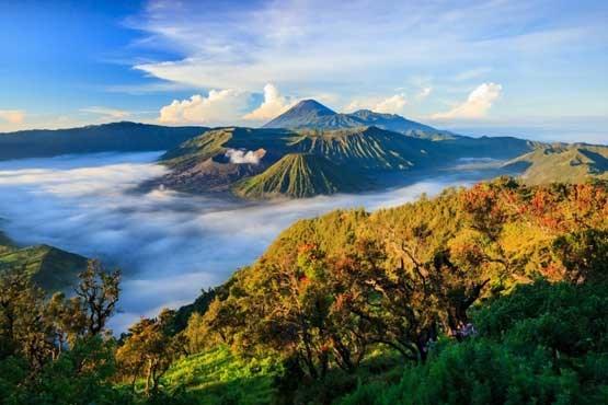 خطرناکترین و زیباترین آتشفشان های جهان