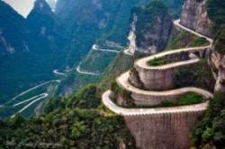 زیباترین جاده های دنیا+عکس