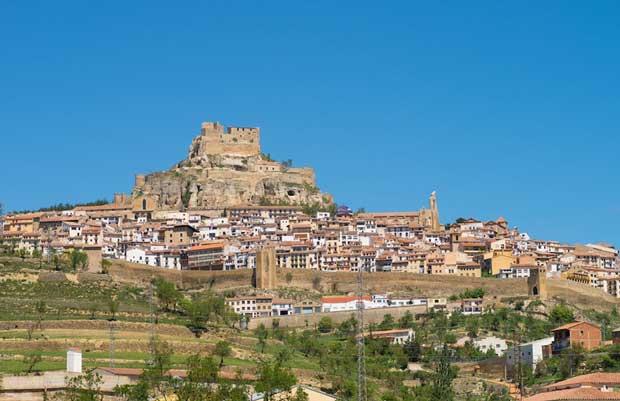 زیباترین شهرهای اسپانیا مورلا-morella