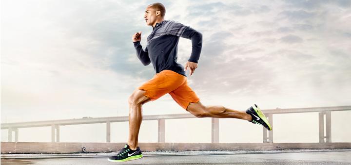 روش صحیح دویدن