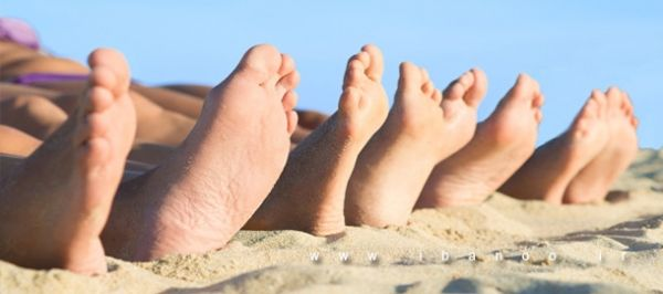 heel-of-foot,نحوه مراقبت از پاشنه پا