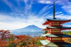 چرا آسمان فصل پاییز آبیتر دیده میشود؟
