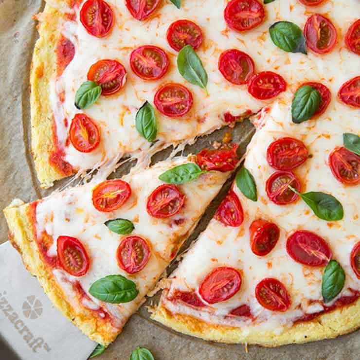 طرز تهیه پیتزای کم کالری رژیمی با کلم