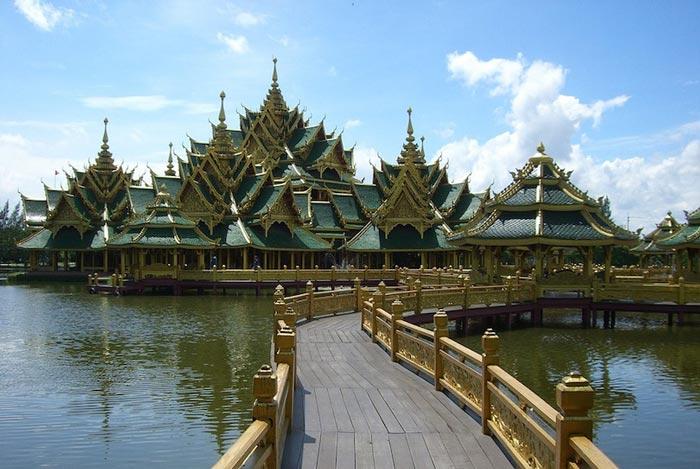 جاهای دیدنی بانکوک تایلند,3-ancient_siam