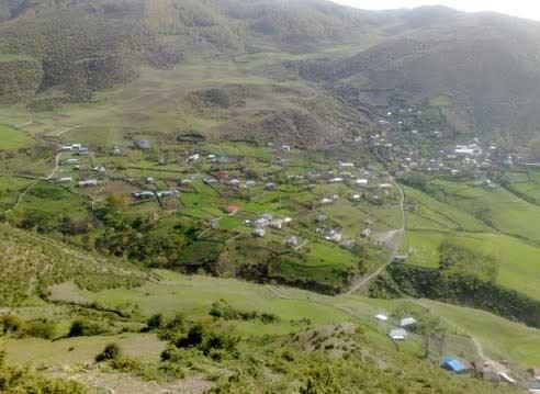 روستای برنت سوادکوه
