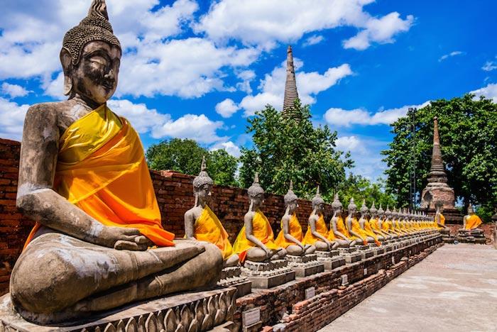جاهای دیدنی بانکوک تایلند,7-ayuthaya