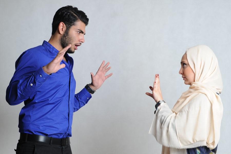 Calling a Truce,خاتمه دادن به دعوای زناشویی