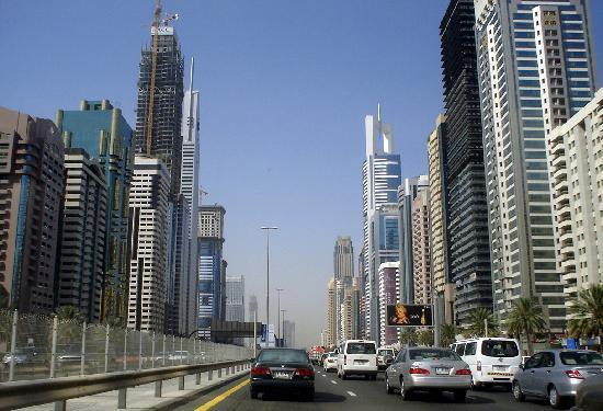 Dubai in United Arab Emirates