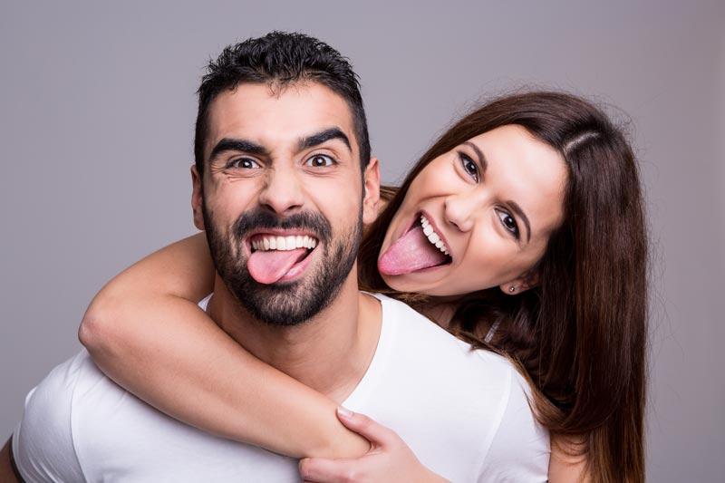 funny-couple,راز زن و شوهر خوشبخت