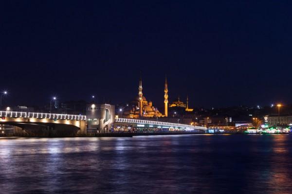 Istanbul-Skyline-Night