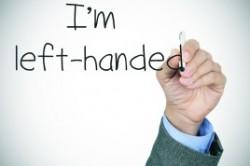 دلیل چپ دست شدن چیست؟