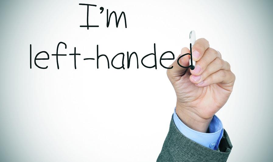 چپ دست ها چه ویژگی هایی دارند؟