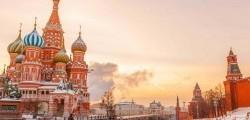 جاذبه های دیدنی و توریستی مسکو