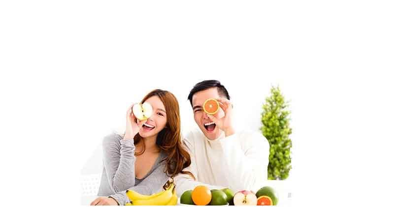 تغذیه مناسب افزایش میل جنسی
