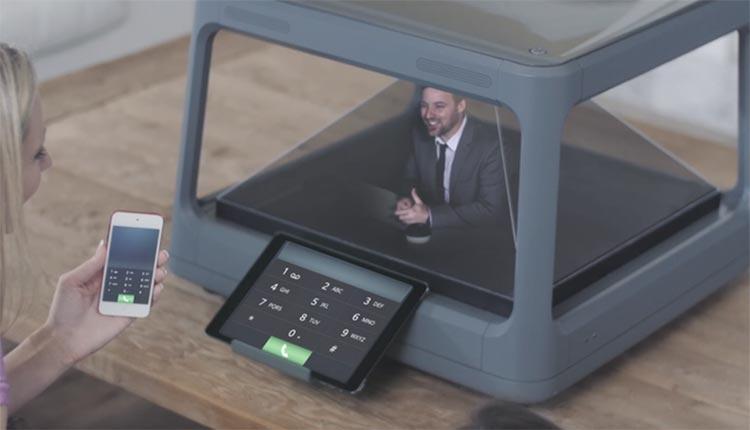 فناوری های جدید آینده - هولوز