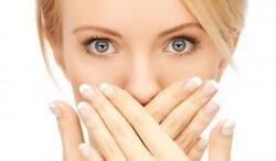 چگونه بوی بد دهان را از بین ببریم؟