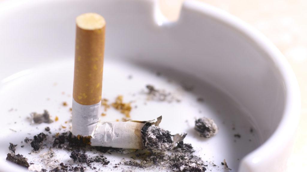 متن با موضوع سیگار کشیدن و عوارض آن