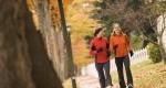 پیاده روی یک ورزش کامل و بدون مشکل