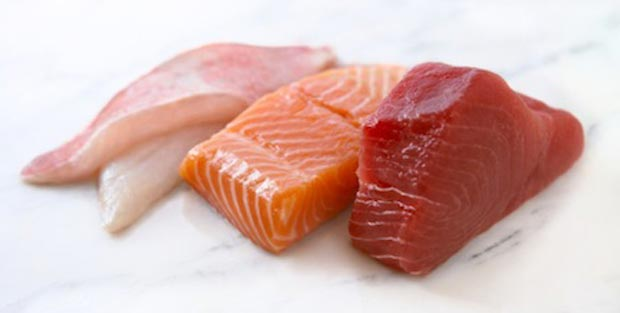 کالری انواع ماهی fish