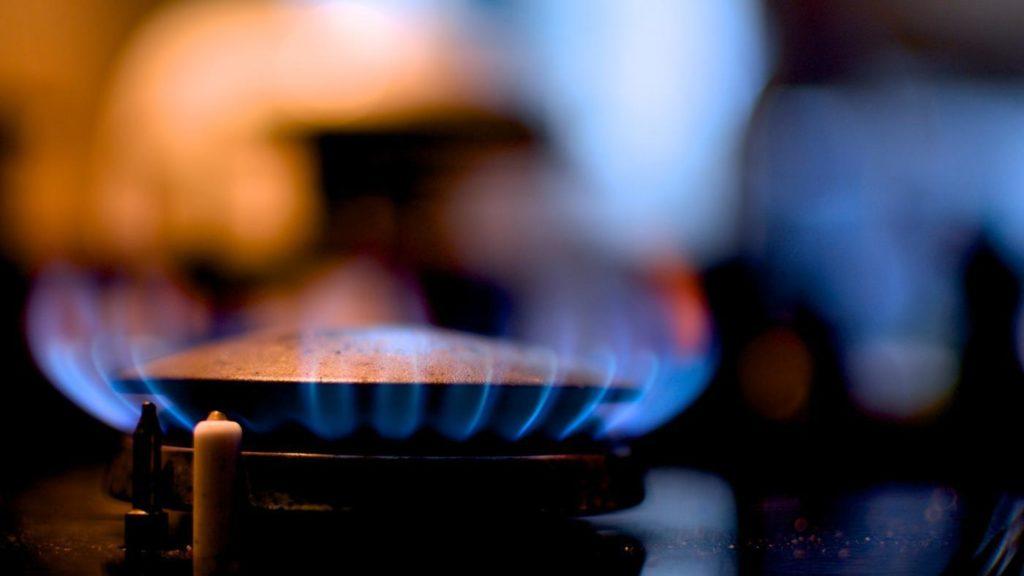 flame-gas-stove-burns-yellow